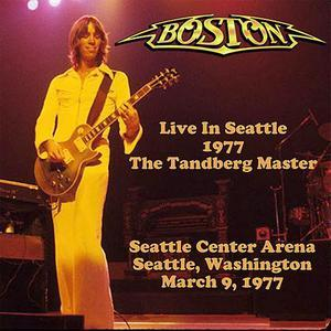 Live In Seattle 1977 - Boston