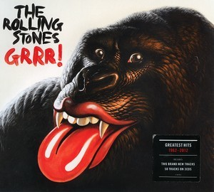 GRRR! (2012) Deluxe Edition 3 CD's - The Rolling Stones