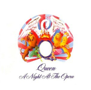 A Night At The Opera (1975) - Queen